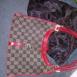 Gucci shoes n bag